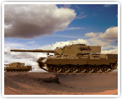 RENK LABECO Test Systems designs and manufactures test stands for the military vehicle industry