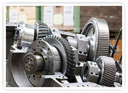 Adaptation Gearbox